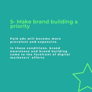 growth hacking - make branding a priority 2020